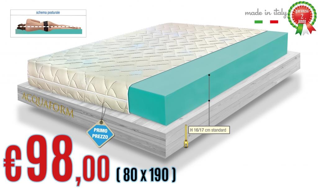 Materassi acquaform - Formaflex Verona