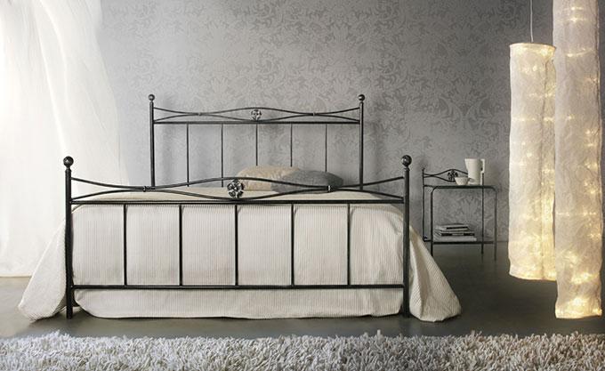 letto-ferro-battuto-verona-modello11