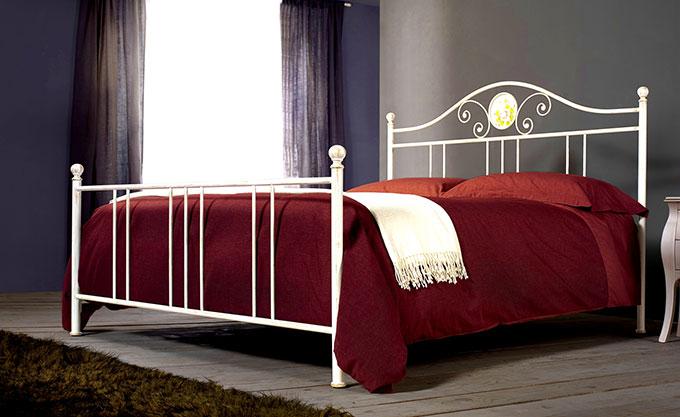 letto-ferro-battuto-verona-modello127