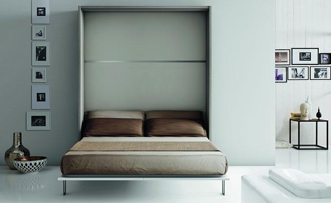 letto-a-scomparsa-verona-aperto-modello23 - Formaflex Materassi Verona