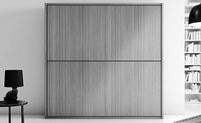 letto-a-scomparsa-verona-chiuso-modello26 - Formaflex Materassi Verona