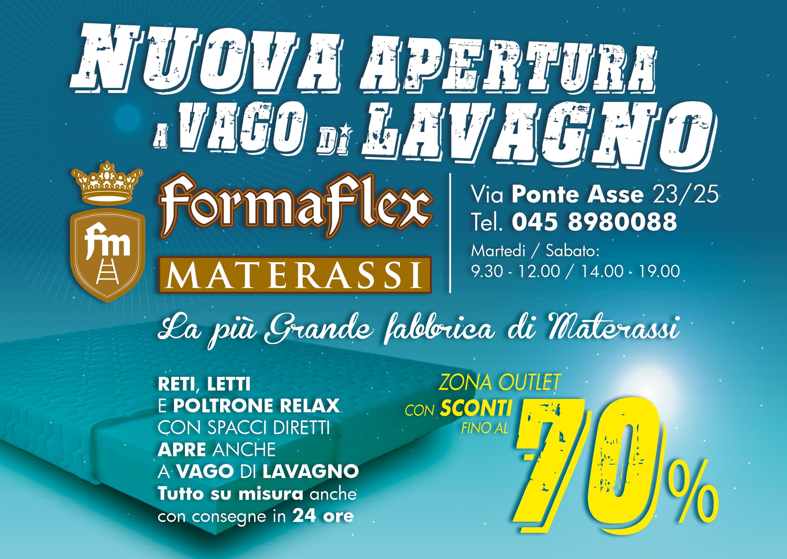 Materassi Su Misura Torino.Materassi Verona By Formaflex