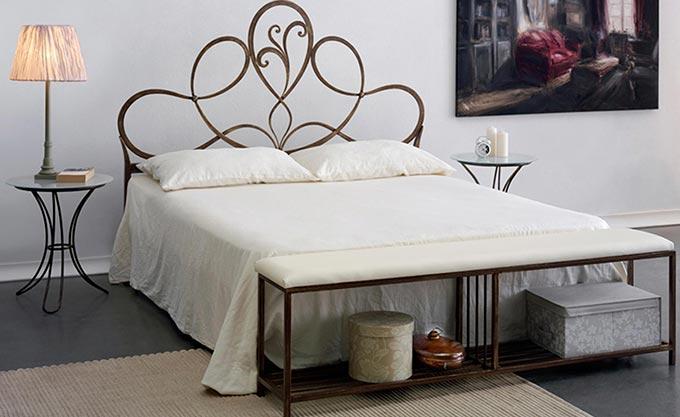 letto-ferro-battuto-verona-modello108